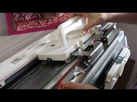 МК платные и бесплатные машинного вязания и на спицах