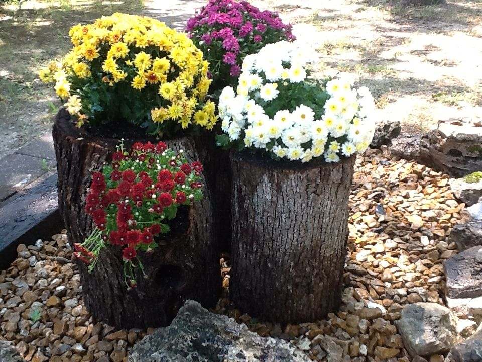 My latest rock garden with dry stream bed. | Rock garden ... |Rock Garden With Pots