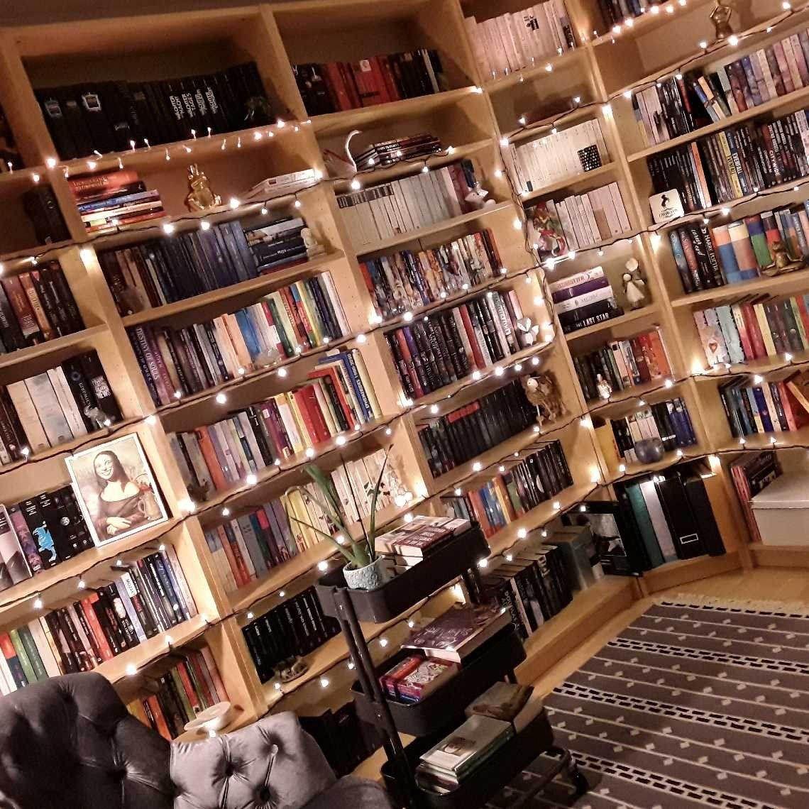 Impressive Home Library Design Ideas