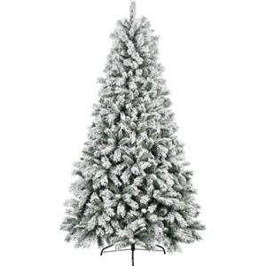 7ft Green Snowstorm Christmas Tree Christmas Tree Christmas Christmas Tree Themes