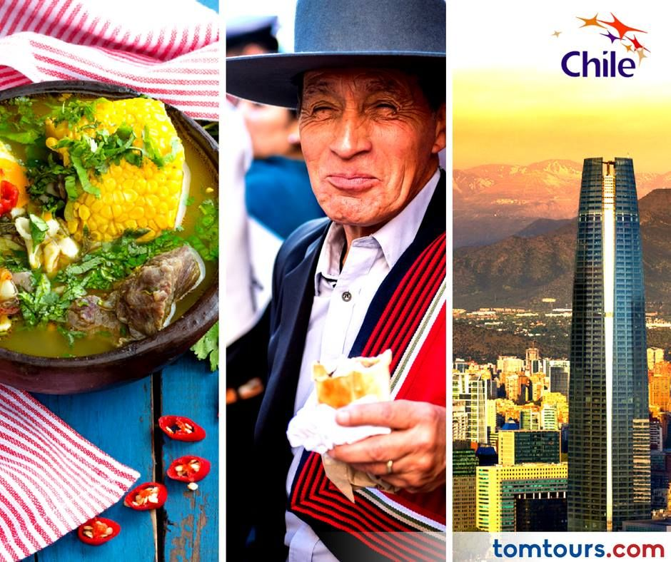 Viaje a #Chile de la mano de Tom Tours & Services, Inc! Para conocer nuestras increíbles tarifas visite hoy www.tomtours.com o comuníquese al (212) 947-3131 o a su sucursal preferida Manhattan (212) 947-3535 - Queens (718) 429-1940 - Hempstead (516) 539-7575 - Brentwood (631) 231-7777 - New Jersey (201) 392-0600 #WeAreLatinAmerica #SomosLatinoamérica #TomTours