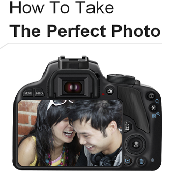 How To Take The Perfect Photo. Select your camera and the type of photo you want to take and Shutterfly will give you personalized tips.
