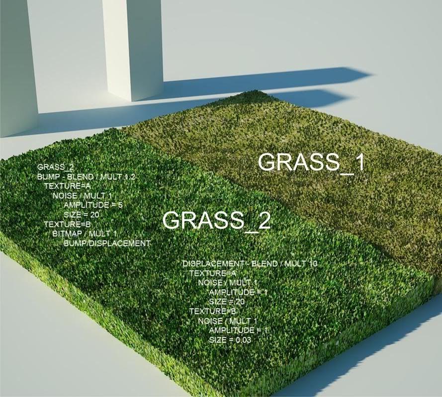 Nomeradona Sketchup Vr Tutorial Grass And Rock