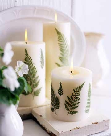 15 Gorgeous Candle DIYs That Are Totally Irresistible #candles