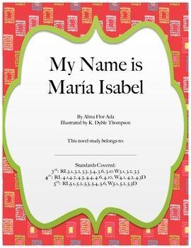 my name is maria isabel pdf