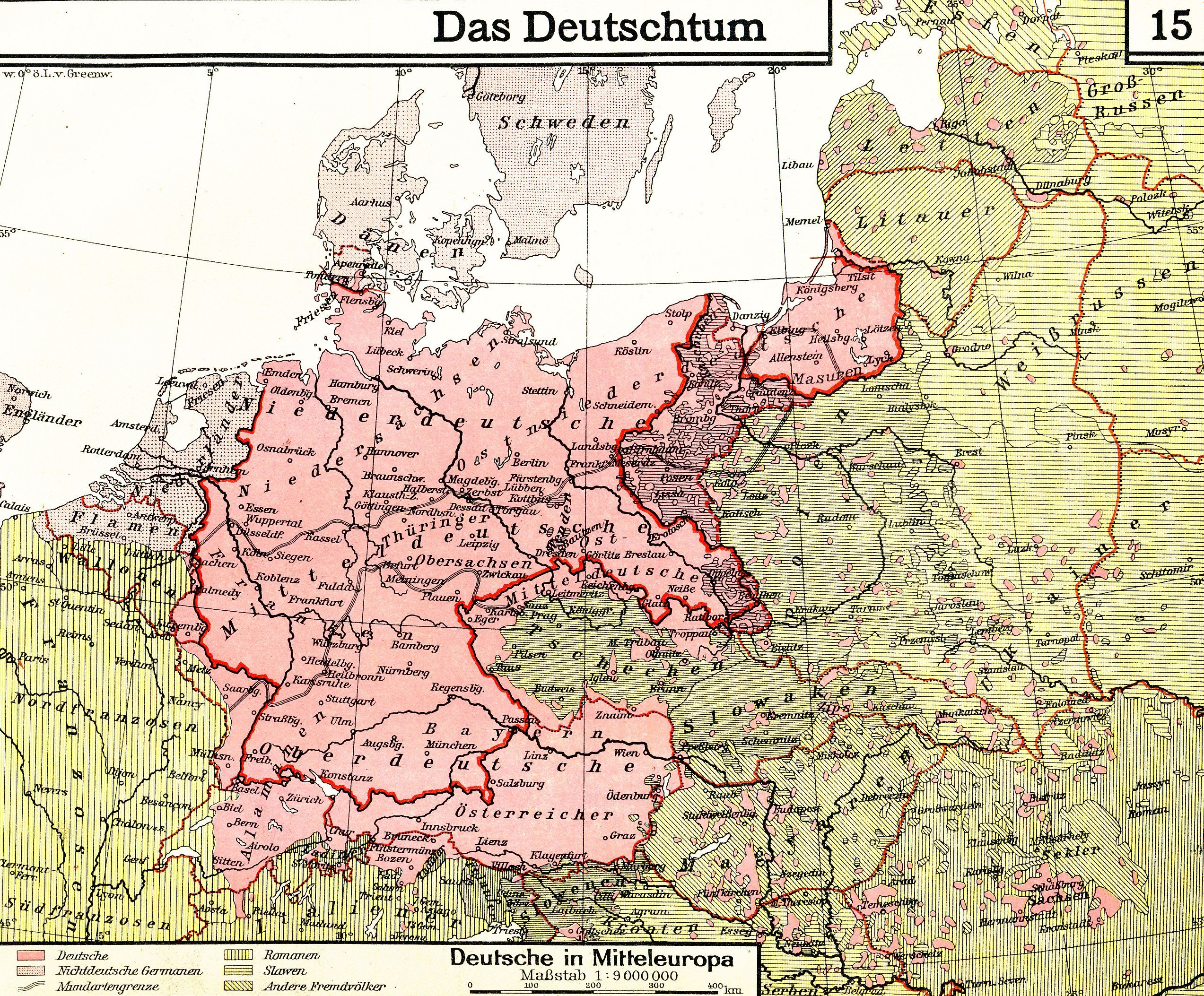 Map Of Central Germany.Vaizdo Rezultatas Pagal Uzklausa Germany 1918 Ethnic Map Maps