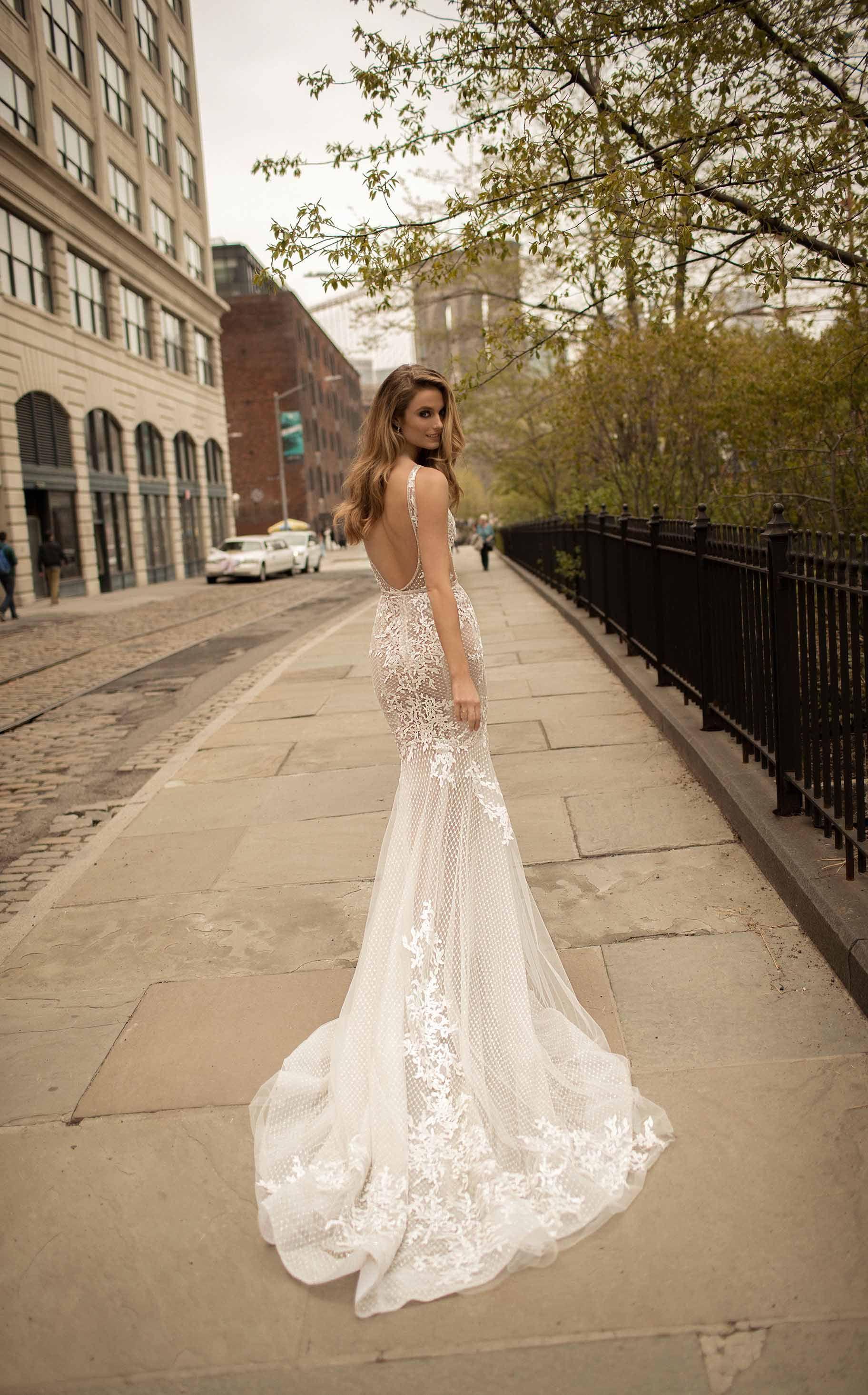 Latest Berta Wedding Dresses 2018 Spring Collection | Wedding dress ...