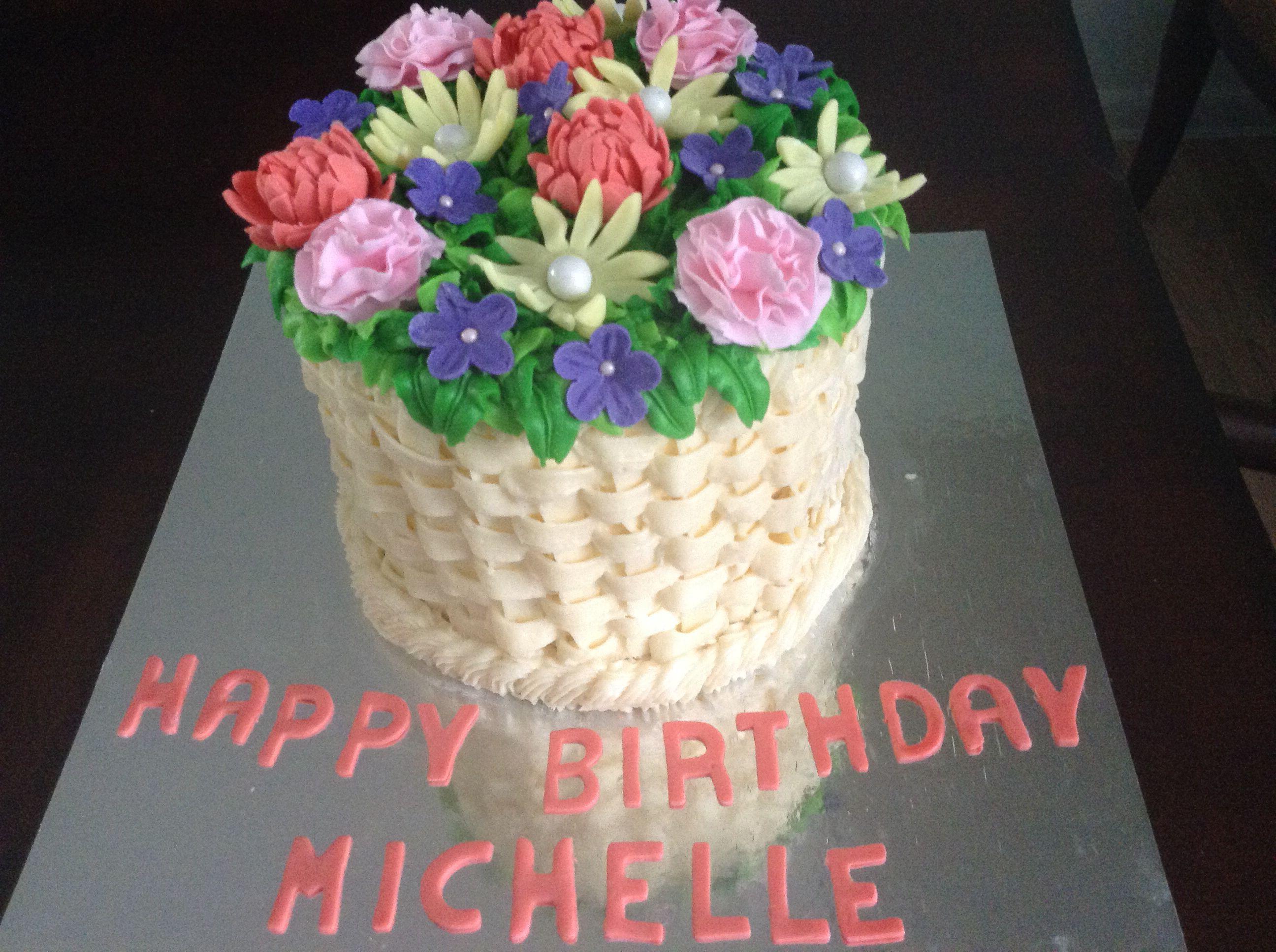 Happy Birthday Michelle, Happy
