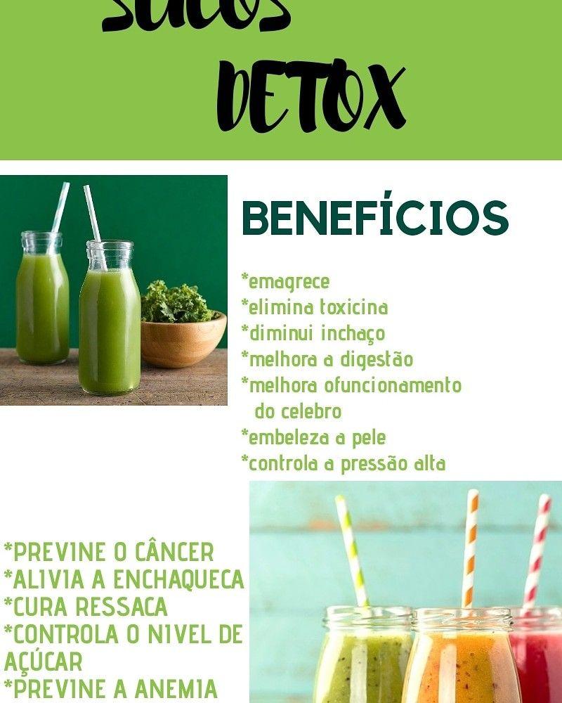 detox para curar ressaca