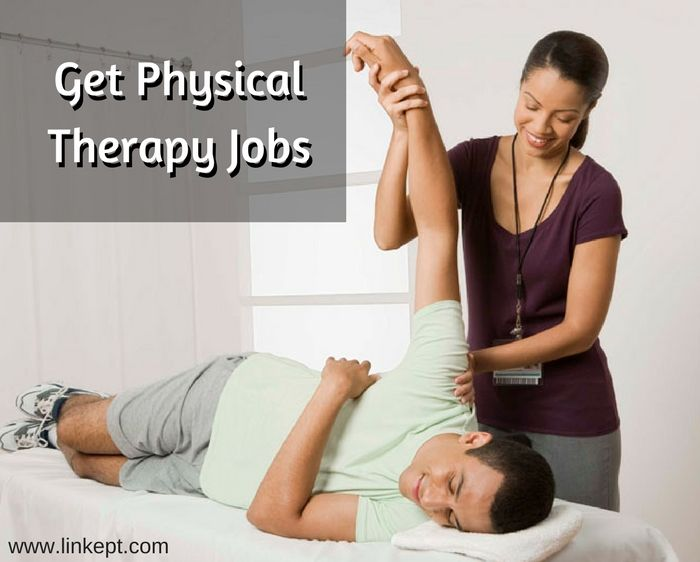 Get Physical Therapy Jobs in USA Physical Therapist Jobs are much - physical therapist job description