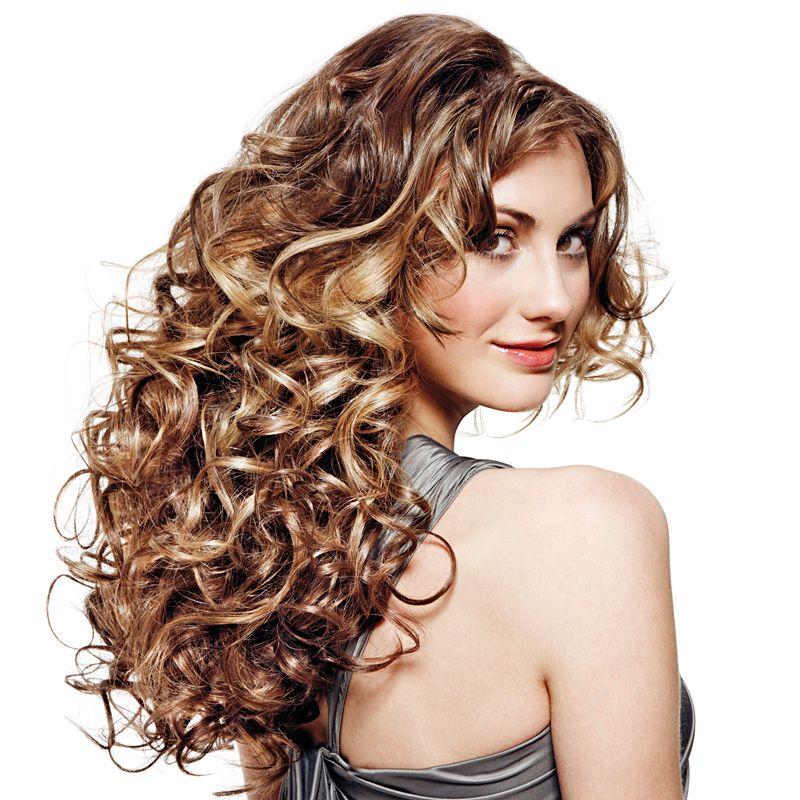 Завивка волос картинки