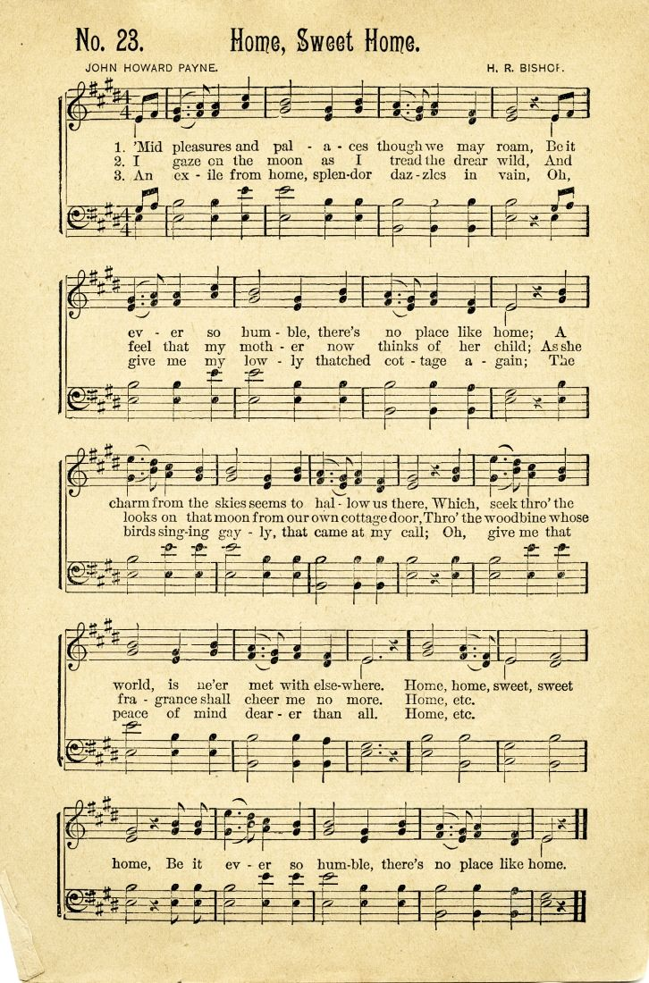 Sweetly Scrapped Wings Template with Sheet Music Printables – Music Paper Template