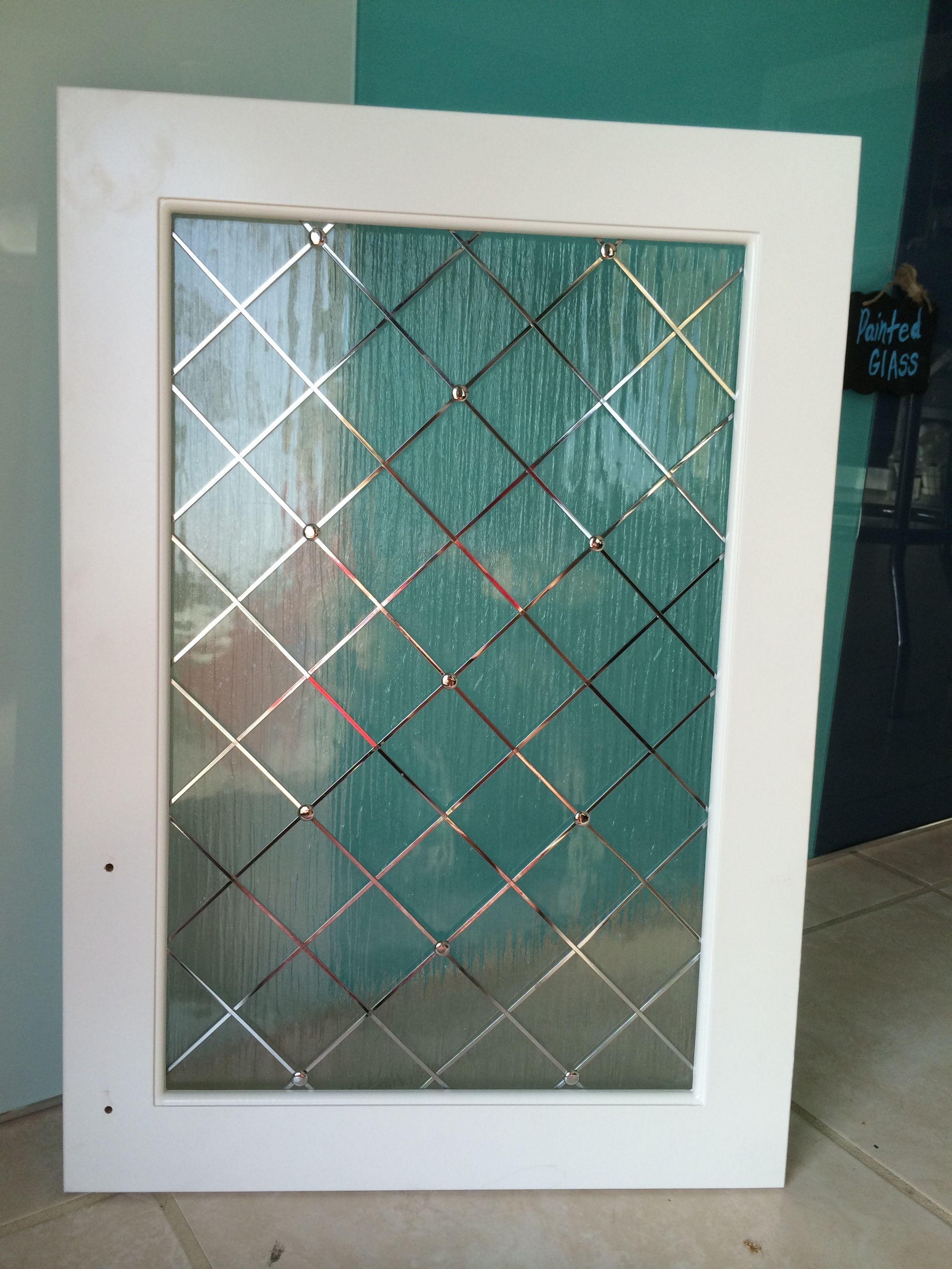 Kitchen Cabinet Door Wire Inserts | http://advice-tips.com | Pinterest