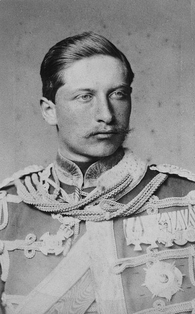 Private Lives Kaiser William Ii His Consort