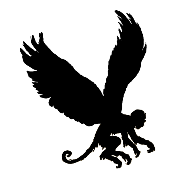 Wizard Of Oz Flying Monkey Silhouette Bing Images