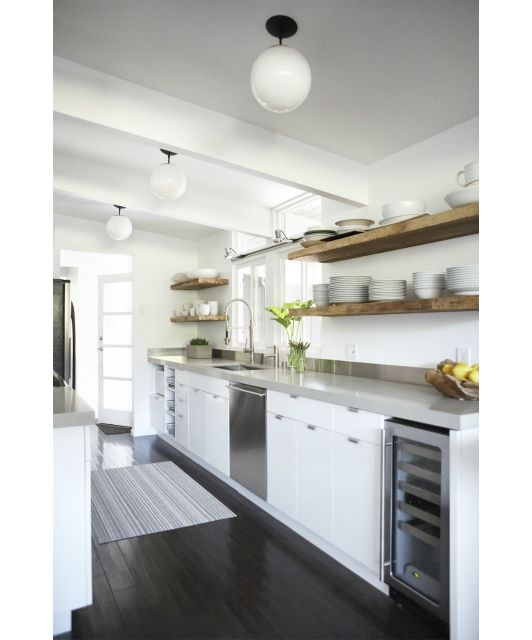 Kitchen Renovation Trends 2015 27 Ideas To Inspire: I Kind Of Like How Clean And Simple It Is Without The