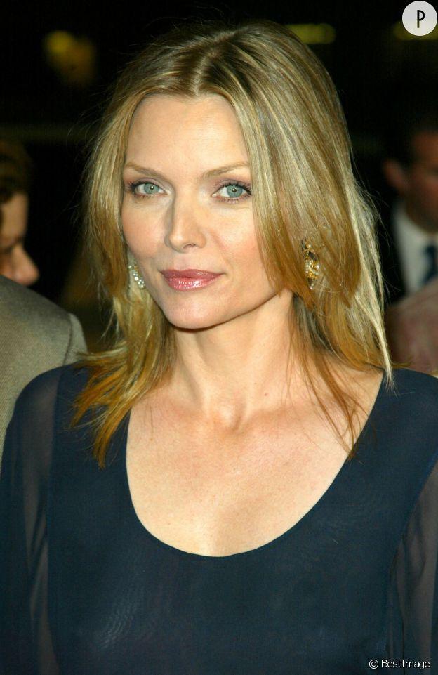 Michelle Pfeiffer, 57 ans l'évolution de son visage en