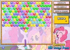 Juegosmylittlepony Es Juego Burbujas My Little Pony Jugar