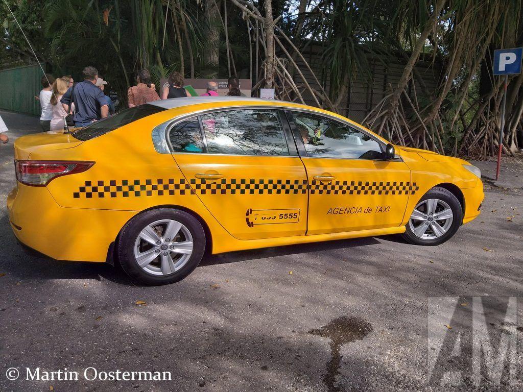 Taxi Naar Breda