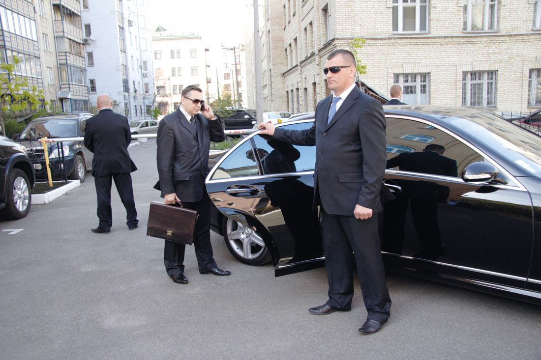 Guardsman provides professional executive services and