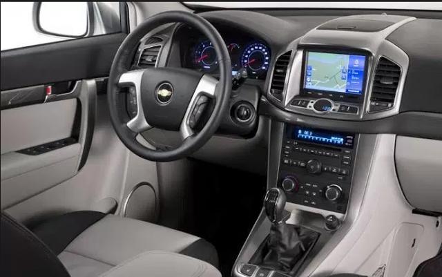 2018 Chevrolet Niva Interior Future Vehicle News Pinterest
