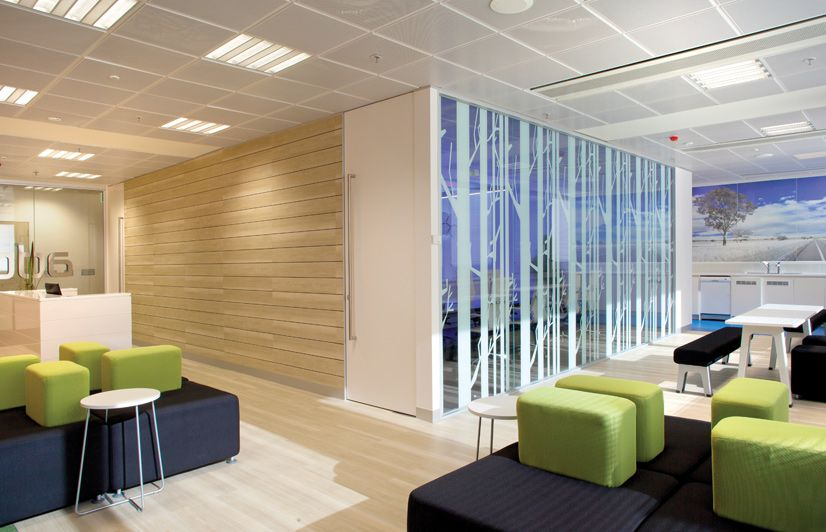 Light Airy Office Design Incorp Adcorp Design Awards Interior