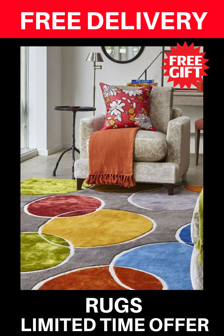 Designer Rugs For Sale Free Delivery And Free Gift William Yeoward Rugs Now In Stock Add A Vibrant Splash Of Colour To Rugs Multicoloured Rug Rug Design