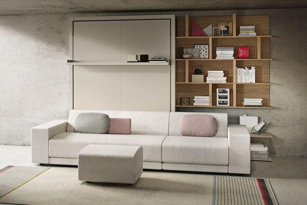 Arredi Salvaspazio E Trasformabili : Clei zona living clei è un azienda italiana attiva nel campo