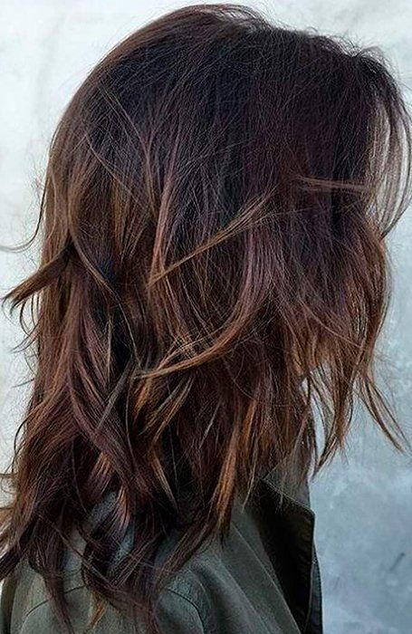 37+ Great shoulder length haircuts ideas in 2021