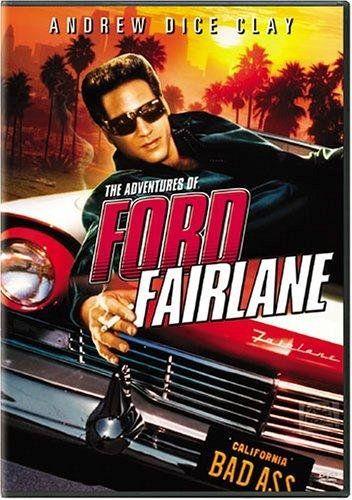 The Adventures Of Ford Fairlane 1990 Ford Fairlane Fairlane