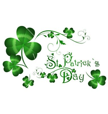 St Patricks Day Vector By Srnr Image 435393 Vectorstock