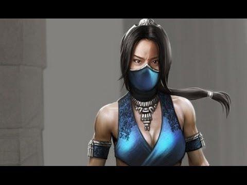 Mortal Kombat X Kitana And Reptile Alternate Costumes Revealed!