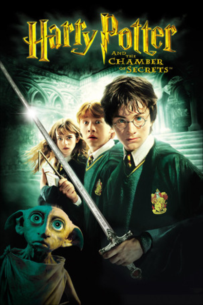 I M Learning All About Harry Potter And The Chamber Of Secrets At Influenster Harry Potter Movie Posters Harry Potter Movies Harry Potter 2