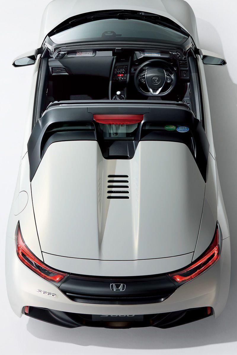画像 ホンダ 心昂ぶるheart Beat Sport 新型軽自動車 S660 軽初の アジャイルハンドリングアシスト 6速mt 採用 S2000以上のボディー剛性を実現 Car Watch ホンダ ホンダ S660 軽自動車