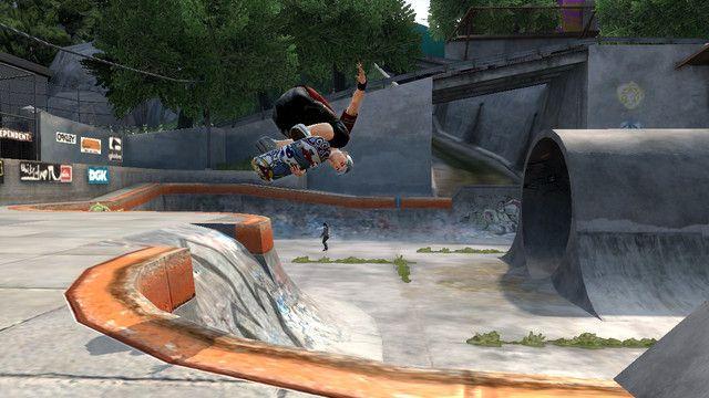 Tony Hawk's Project 8 Screenshot