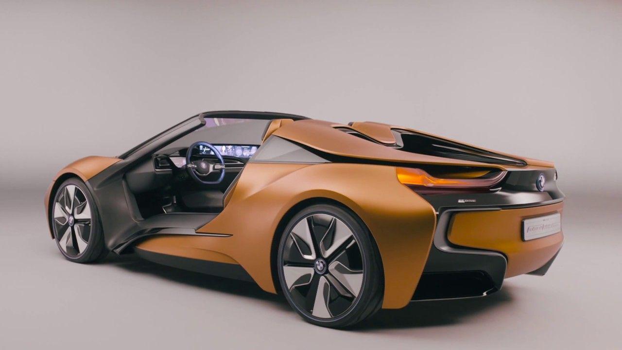 Bmw I8 Ivision Studio Shots Bmw I8 Coupe Edrive Green City
