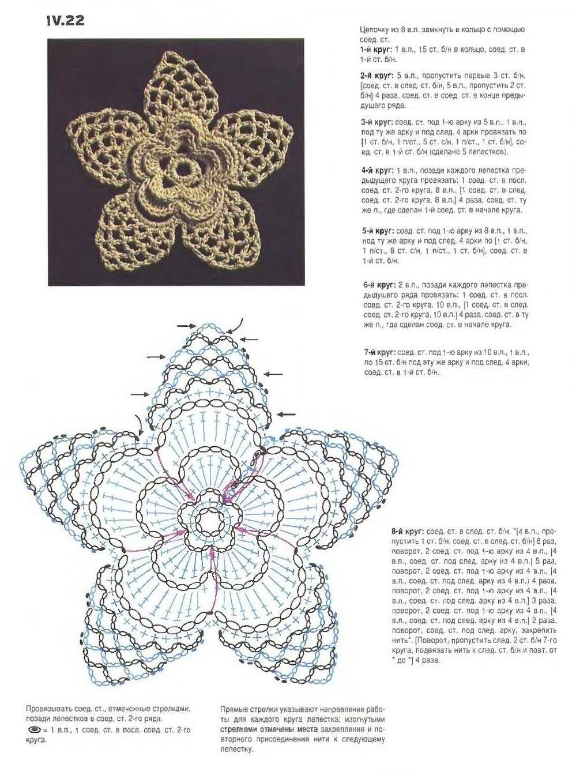 sexy-crochet.com_esquemas_de_flores_30.jpg (999×1358) | XV ...