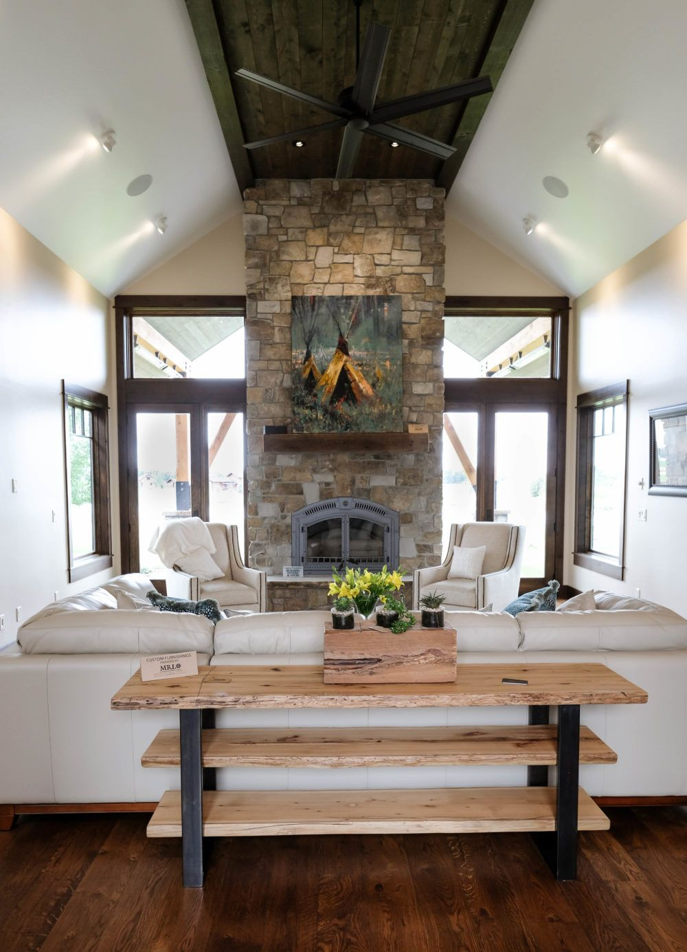 Sitting Room Designs Furniture: Parade Of Homes Interior Favorite Decor Trends