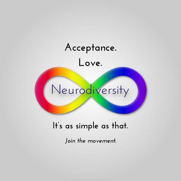 Thinking About Autism And Neurodiversity >> Neurodiversity Autistic Pride Autism Autism Spectrum Autism