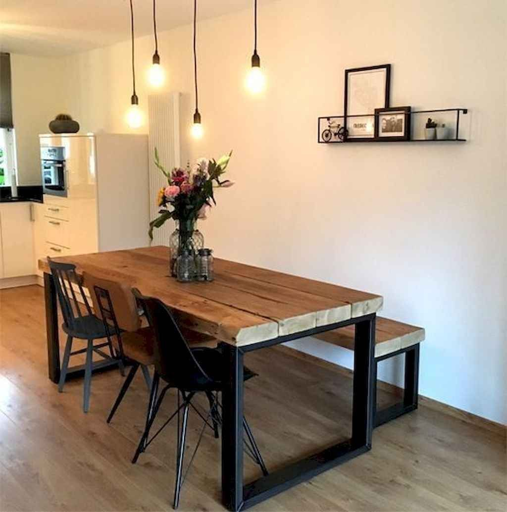 30+ Stylish Farmhouse Dining Room Decor Ideas images