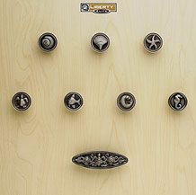 Liberty Kitchen Cabinet Hardware   Betsy Fields Design   Coastal Collection