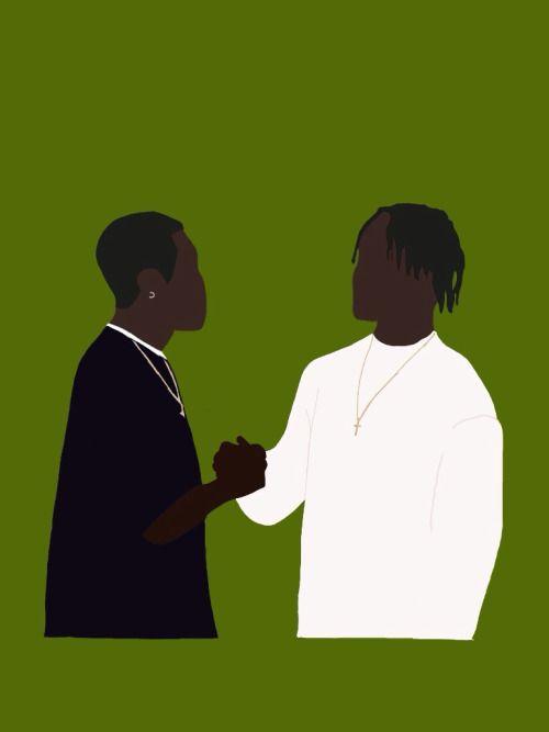 Menace Ii Society In 2019 Art Black Art Pictures Black