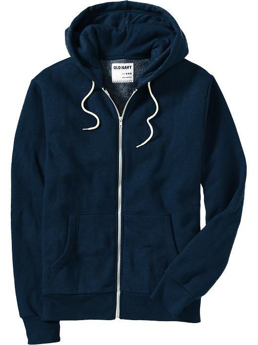 Old Navy | Men's Zip-Front Hoodies | Zip-up Hoodies | Pinterest | Navy