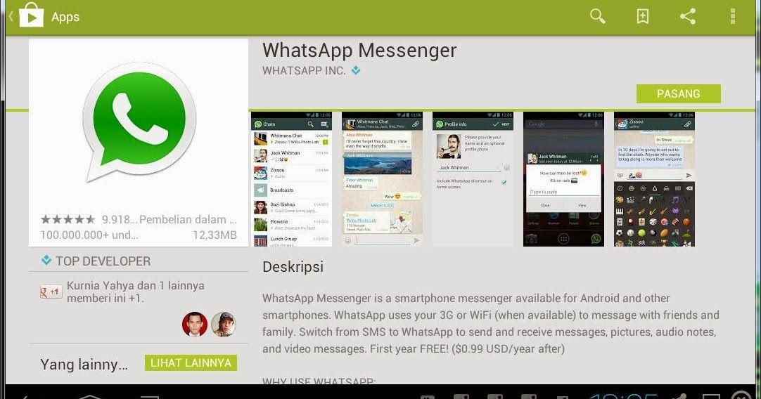 Download Install Aplikasi Whatsapp Di Komputer Windows 10 8 7 Xp 3 Cara Menginstall Dan Menggunakan Whatsapp For Pc Tanpa Emulato Windows 10 Aplikasi Windows