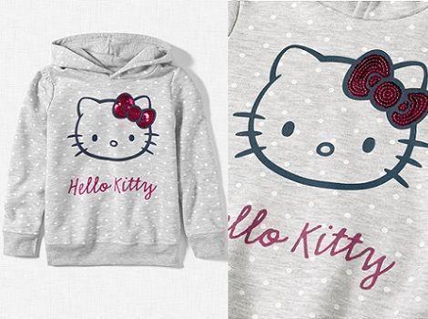 liquidación de venta caliente mejor precio para 100% de garantía de satisfacción sudadera-hello-kitty-gris | Hello kitty | Sudaderas, Hello ...