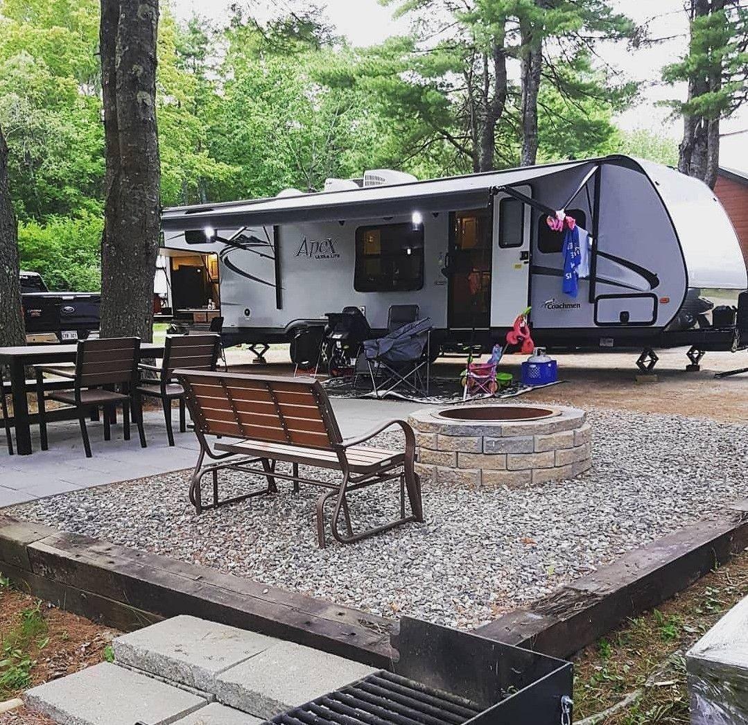 15 Quick & Easy RV Hacks #campsiteideas