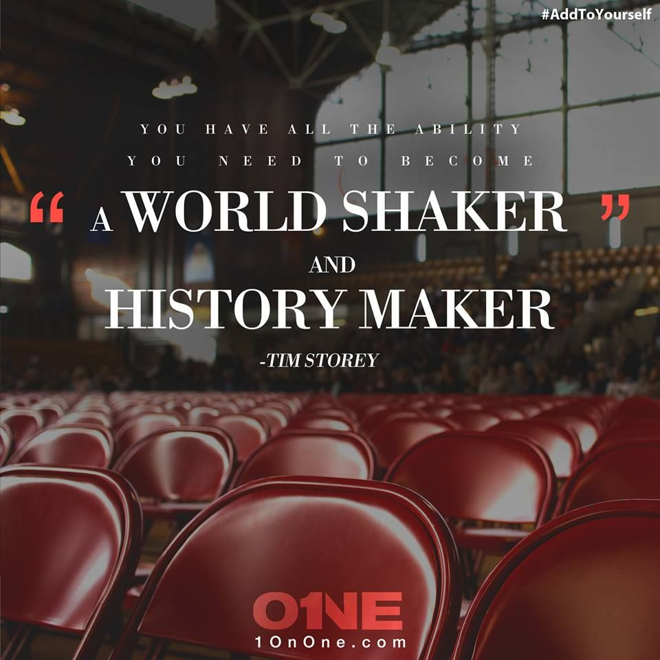 Picture Quote Maker You Have All The Ability You Need To Become A World Shaker And