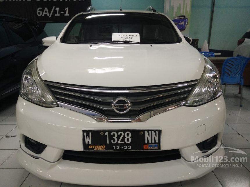 Harga Nissan Grand Livina Highway Star 2013 Bekas di 2020
