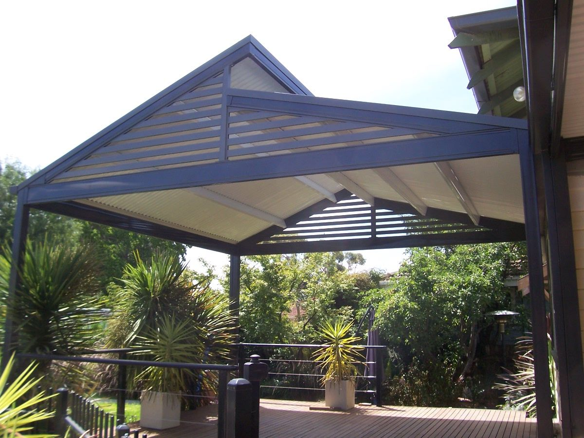 The Addition Of Pergolas And Verandahs To A Home Can Add