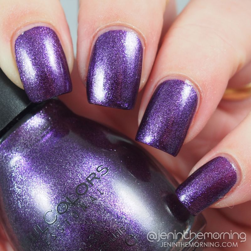 Sinful Colors Partial Winter 2015 Swatches and Review Part 1: The Solids
